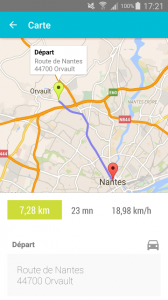 Distance Tracker - GPS